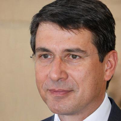Luis Ovejero, director médico del Balneario de Archena